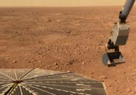 NASA dispels internet rumors about life on Mars Phoenixmarsrobotarm