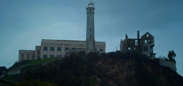 Alcatraz Ghost Sightings