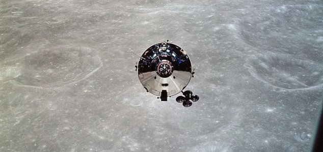 Long-lost 'Snoopy' lunar lander finally found News-apollo-10