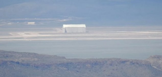 New footage offers clear views of Area 51 News-area51-building