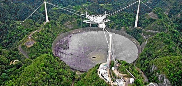 Puerto Rico plans to rebuild Arecibo telescope News-arecibo