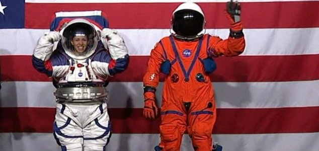Can we still land humans on the Moon by 2024 ? but I thought we already did that? what happened ? News-artemis-spacesuits