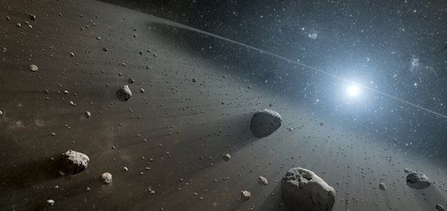 Mysterious object could be interstellar visitor - Unexplained Mysteries