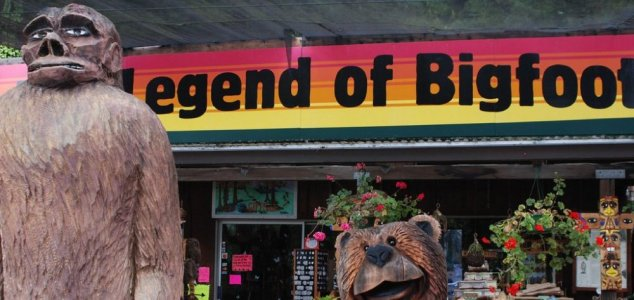 Bigfoot put forward as 'endangered species' - Unexplained Mysteries