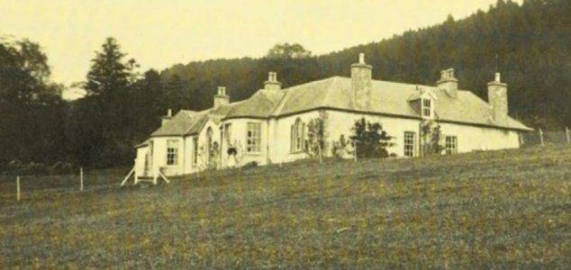Aleister Crowley's house burns down again News-boleskine-house-2