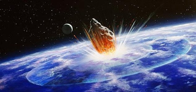 Mass extinctions follow 27-million-year cycle News-comet-impact