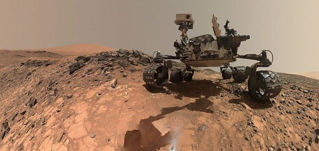 Mystery oxygen fluctuations detected on Mars News-curiosity-hill