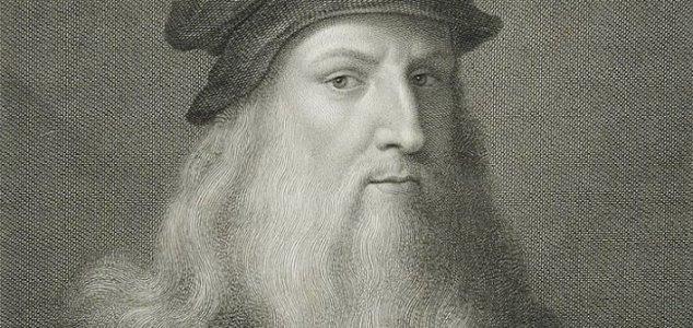 Lock of hair to help crack Da Vinci mystery News-da-vini-6