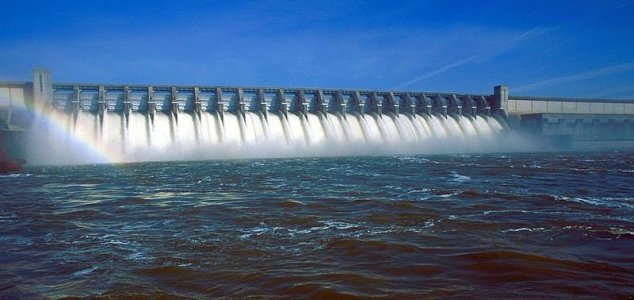Scientist proposes damming entire North Sea News-dam-spillway