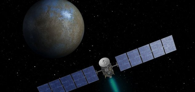 Dwarf planet Ceres turns out to be ocean world News-dawn-ceres