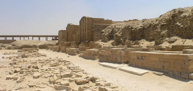 'Book of the Dead' scroll found in Saqqara News-djoser
