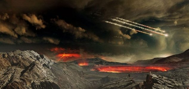 Earth was 'primed for life' 2.7 billion years ago News-early-earth