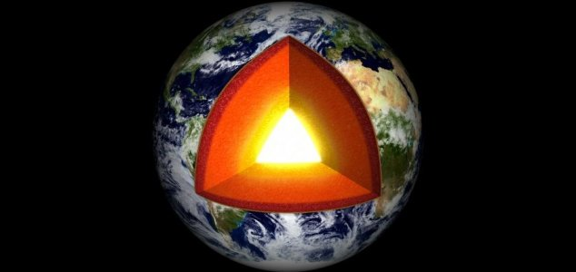 Earth's inner core is growing 'lopsided' News-earth-core