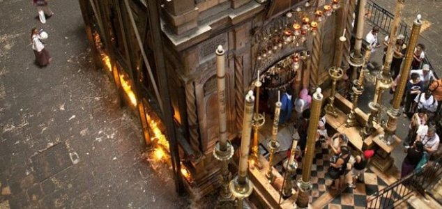 Tomb of Jesus is much older than thought - Unexplained Mysteries