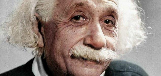 Lost Einstein letter links physics and biology News-einstein-color