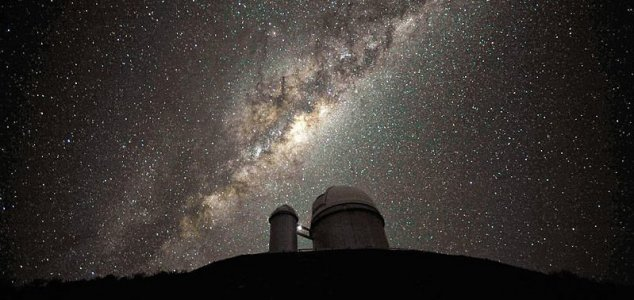 Scientists solve 'missing matter' mystery News-eso-observatory