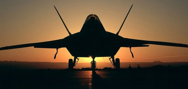 Aerospace group pushes for UFO investigation News-f22-stealth