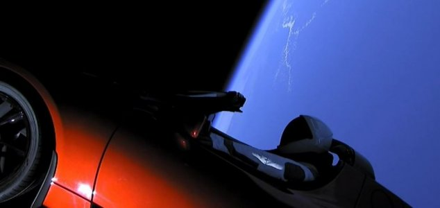 Elon Musk's car completes full orbit of the Sun News-falcon-car-space