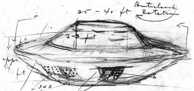 Falcon Lake UFO files donated to university News-falcon-lake-ufo