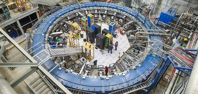 Particle is disobeying the known laws of physics News-fermilab