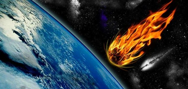 Huge Desert FIREBALL In Australia May Have Actually Been 'MINIMOON' Say Scientists News-fireball-meteor