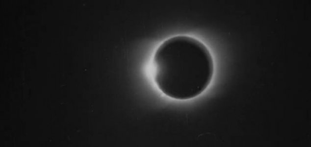 Oldest known total eclipse footage revealed News-first-eclipse-video