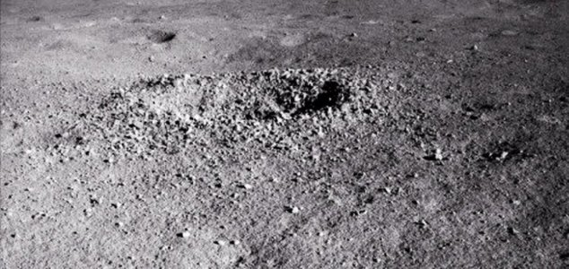 Mystery 'gel' found on far side of the Moon News-gel-moon