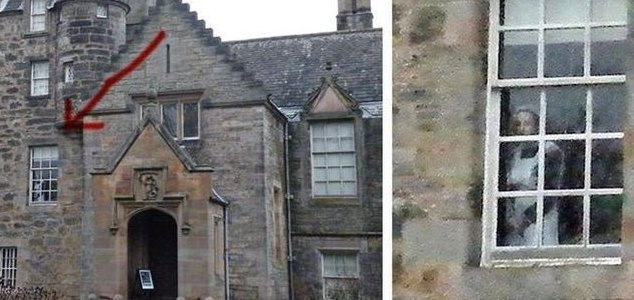 'Ghost' photographed in historic Scottish castle News-ghost-lauriston