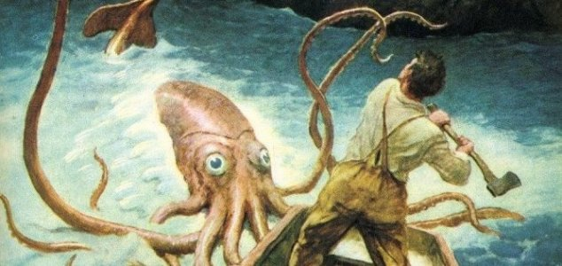 Giant squid may be intelligent, new study finds ...
