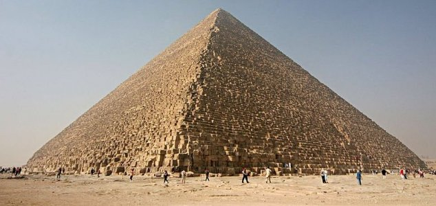 Great Pyramid's hidden chamber set for re-scan News-great-pyramid