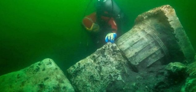 Ancient temple found in 'Egyptian Atlantis' News-heracleion-2