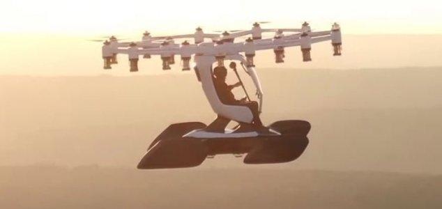 USAF shows interest in 'Hexa' VTOL aircraft News-hexa-vtol