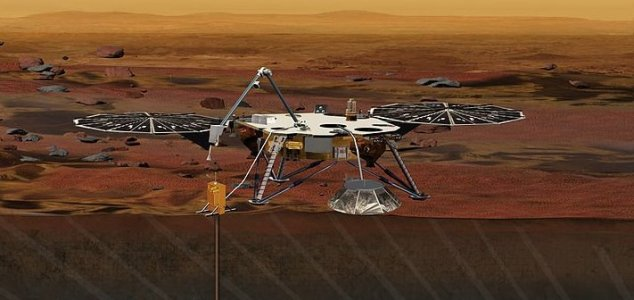 InSight lander records eerie sounds on Mars News-insight-mars