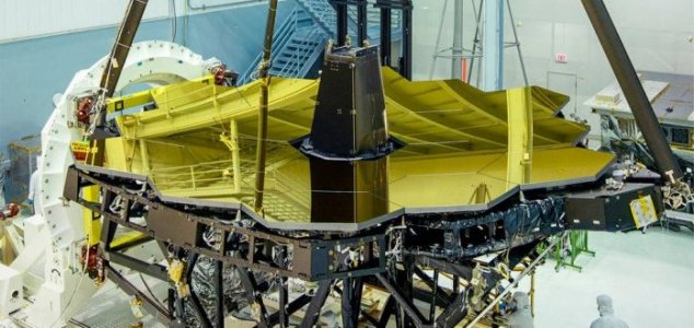 NASA readies James Webb telescope for launch News-james-webb-3