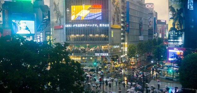 Blade Runner's gritty cyberpunk future is now News-japan-streets