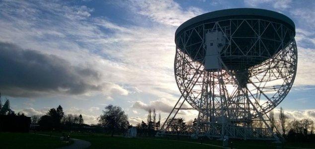 Iconic telescope gains World Heritage status News-jodrell-bank