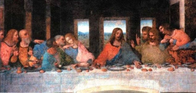 what did jesus eat during the last supper unexplained mysteries