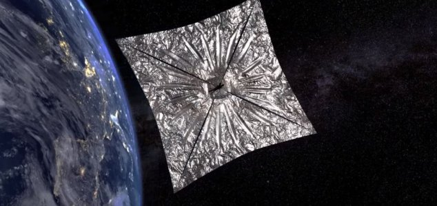 'LightSail 2' deploys its solar sail in Earth's orbit News-lightsail-2