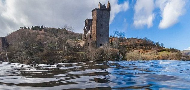 Loch Ness Monster study findings revealed News-loch-ness-streetview