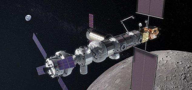 Orbital plan for lunar space station unveiled News-lunar-gateway
