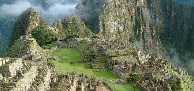 Machu Picchu was purposely built on fault lines News-machu-sunrise