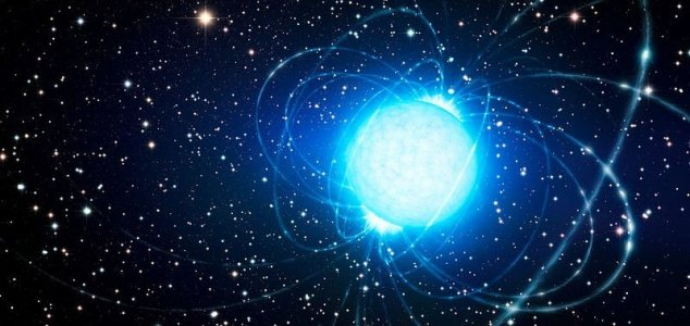 Fast radio burst is traced back to its source News-magnetar