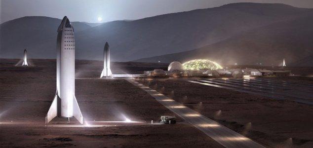 Elon Musk outlines plans for living on Mars News-mars-base-alpha