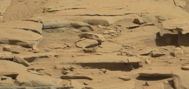 mars curiosity unexplained - photo #38