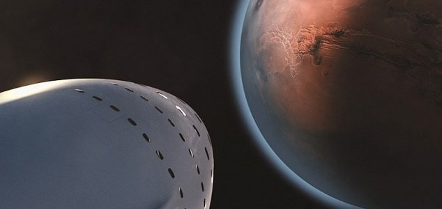 Musk will need 10,000 nukes to terraform Mars - Wait...What??? News-mars-spacex