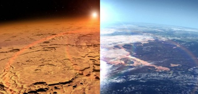Top 5 Mysteries of Mars In Hindi, Image result for Were There Oceans on Mars?