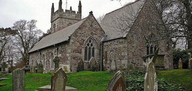 The strange case of the Cornish Owlman News-mawnan-church