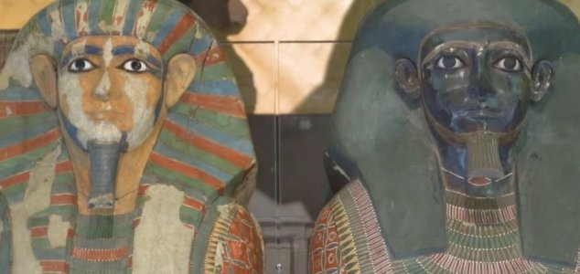 'Brother mummies' had different fathers - Unexplained Mysteries