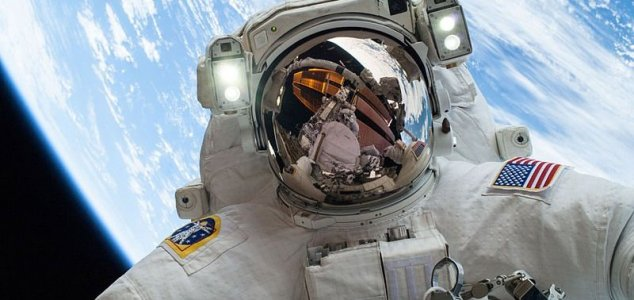 Reality TV show will send winner up to the ISS News-nasa-spacesuit