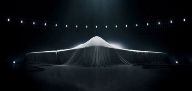 Activist: 'UFOs may be USSF black projects' News-next-gen-bomber